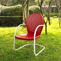 Retro Metal Patio Furniture For Retro Lawn Chairs For 169 Patio Furniture u0026 Metal Glider Just Like You Remember