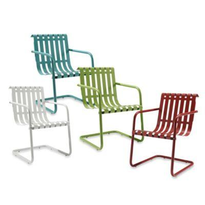 Marvelous Spring Steel Chairs